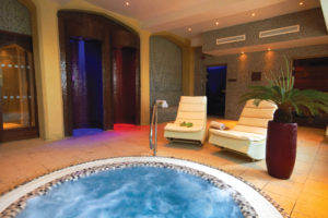 a photo of Jacuzzi spa
