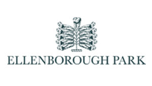 a photo of ellenborough park's logo on a white background