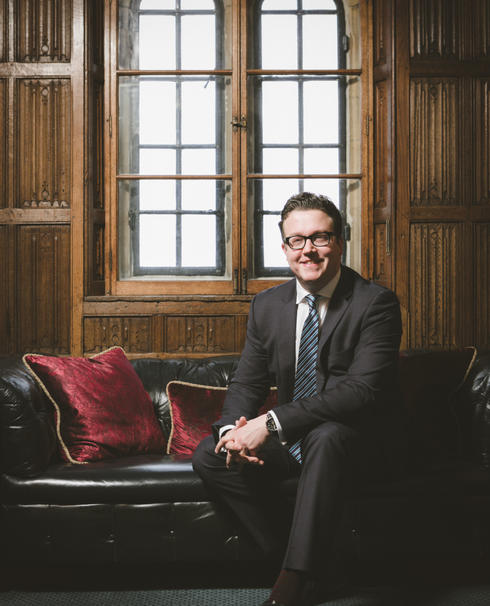Ellenborough Park's General Manager, Oliver Williams, Nominated for Boutique Hotelier's 2017 Power List