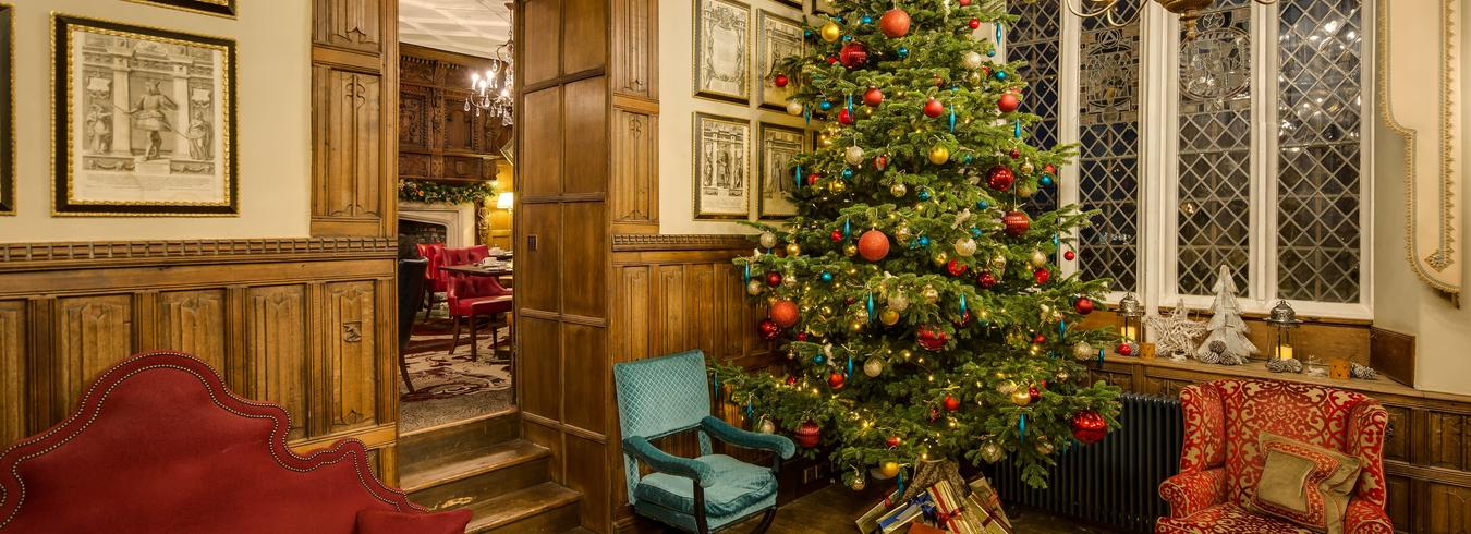 Christmas Hotel Break in the Cotswolds