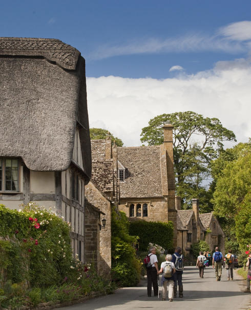 72 hours in the Cotswolds