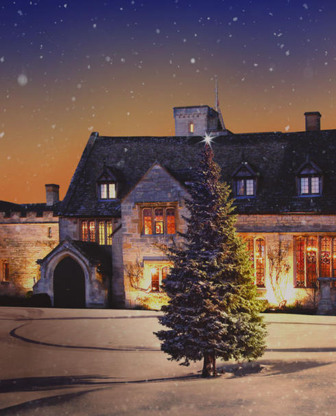 Four reasons why you should spend Christmas in the Cotswolds