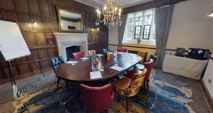 a photo of the Royalist meeting room