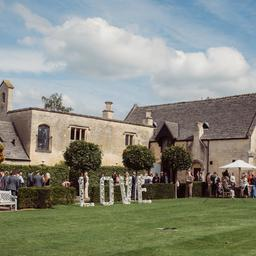 Cotswolds Wedding Venue Ellenborough Park Hotel