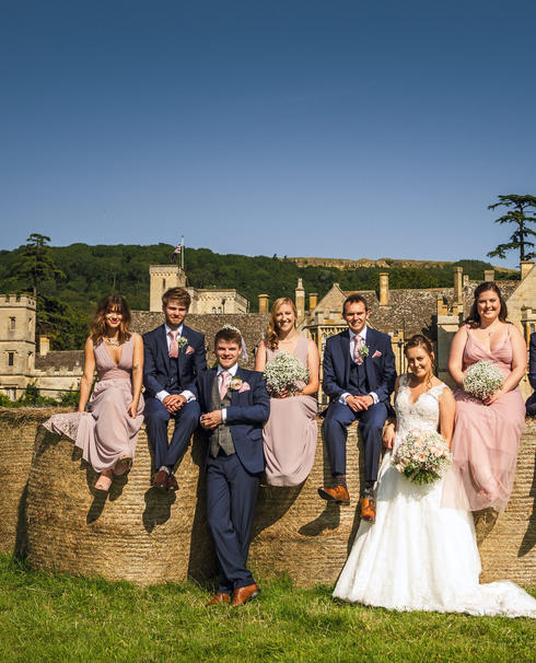 5 reasons why Ellenborough Park Hotel is the ideal wedding venue