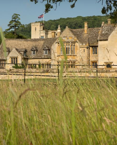 A History of Ellenborough Park – Part I