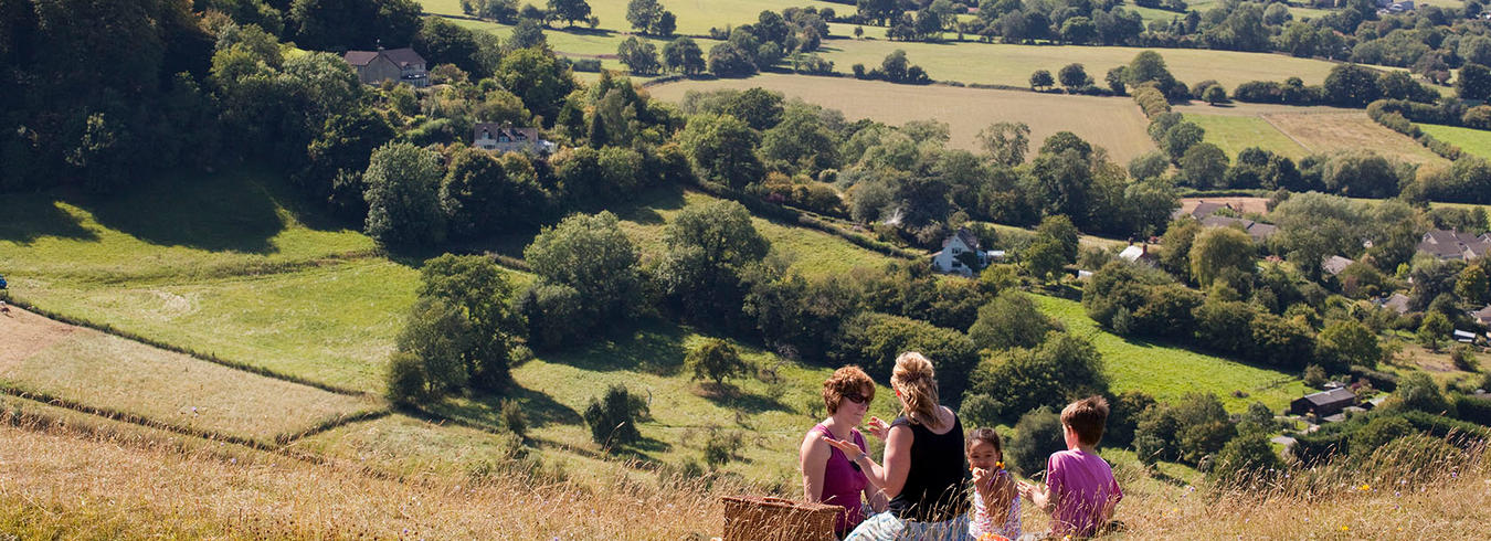 The Cotswold Hills