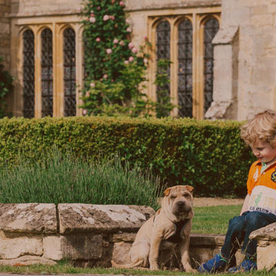 family friendly hotel Cotswolds