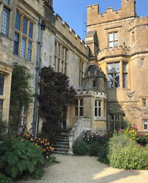 Day out at Sudeley Castle – 20th Sept 2020